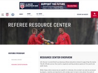 http://www.ussoccer.com/referees/resource-center/online-training