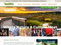http://www.visitgainesville.com/