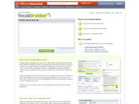 http://www.visualthesaurus.com/vocabgrabber/