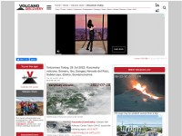 http://www.volcanodiscovery.com/volcanoes/today.html