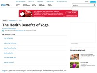 http://www.webmd.com/balance/the-health-benefits-of-yoga