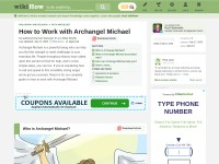 http://www.wikihow.com/Work-With-Archangel-Michael