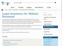 http://www.wisbar.org/forpublic/ineedalawyer/pages/wisconsin-legal-assistance-for-military-personnel---.aspx