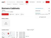 http://www.yelp.com/biz/romero-cabinets-inc-lakeside