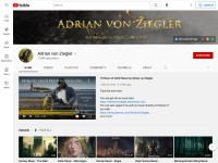 http://www.youtube.com/user/AdrianvonZiegler