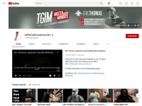 http://www.youtube.com/user/etthehiphoppreacher#g/u