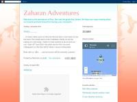 http://zaharanadventures.blogspot.com/