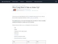 https://alcoholrehabhelp.org/blog/sobering-up/