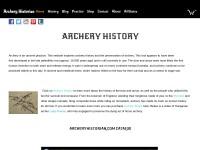 https://archeryhistorian.com