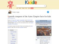 https://kids.kiddle.co/Spanish_conquest_of_the_Aztec_Empire