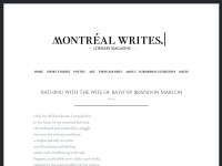 https://montrealwrites.com/2018/07/31/bathing-with-the-wife-of-bath-by-brandon-marlon/