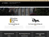 https://owl.english.purdue.edu/owl/