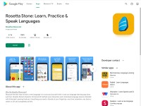 https://play.google.com/store/apps/details?id=air.com.rosettastone.mobile.CoursePlayer&hl=en