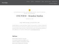 https://porridgemagazine.com/2018/01/29/one-poem-brandon-marlon/