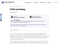 https://sleepfoundation.org/sleep-topics/ptsd-and-sleep