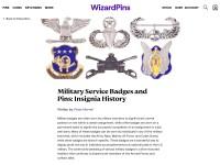 https://wizardpins.com/blogs/education/military-insignia-history
