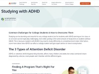 https://www.accreditedschoolsonline.org/resources/studying-with-adhd/