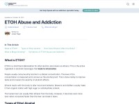 https://www.addictiongroup.org/alcohol/effects/etoh/