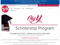 https://www.bigy.com/Community/Scholarships