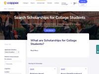 https://www.cappex.com/scholarships/