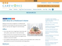 https://www.careworkshealthservices.com/resources/safe-ideas-for-a-parkinsons-home/