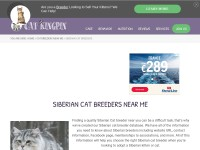 https://www.catkingpin.com/breeders/siberian-cat-breeders/