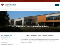 https://www.confederationcollege.ca/wellness-centre