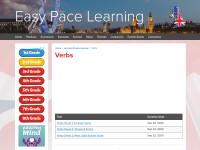 https://www.easypacelearning.com/grammar/verbs