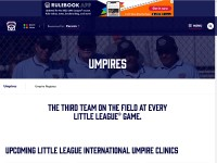 https://www.littleleague.org/umpires/