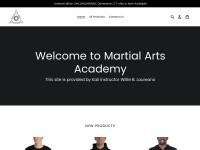 https://www.martialartsacademy.com/