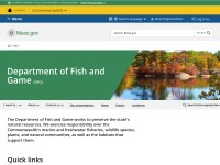 https://www.mass.gov/orgs/department-of-fish-and-game