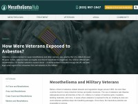 https://www.mesotheliomahub.com/Veterans/