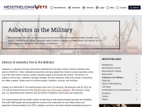 https://www.mesotheliomavets.com/mesothelioma/asbestos-in-the-military/