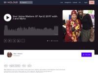 https://www.mixcloud.com/alanjcannon/your-voice-matters-07-april-2017-with-j-and-mpho/