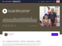 https://www.mixcloud.com/alanjcannon/your-voice-matters-with-chris-littledale-26th-august-2016/