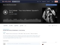 https://www.mixcloud.com/susioddball/susi-oddball-your-voice-matters-special-17-04-15/