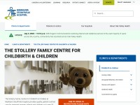 https://www.msh.on.ca/clinics-departments/stollery-family-centre-childbirth-children