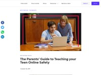 https://www.mytutor.co.uk/blog/the-parents-guide-to-teaching-your-teen-online-safety/