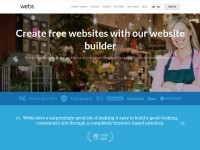 Free Website Builder: Create free websites | Webs