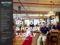 https://www.whitingmills.com/directory/rr-model-hobby-supply/